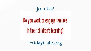 Join Us at Friday CAFÉ CT!