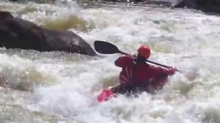 Ocoee river Olympic rapid Pros