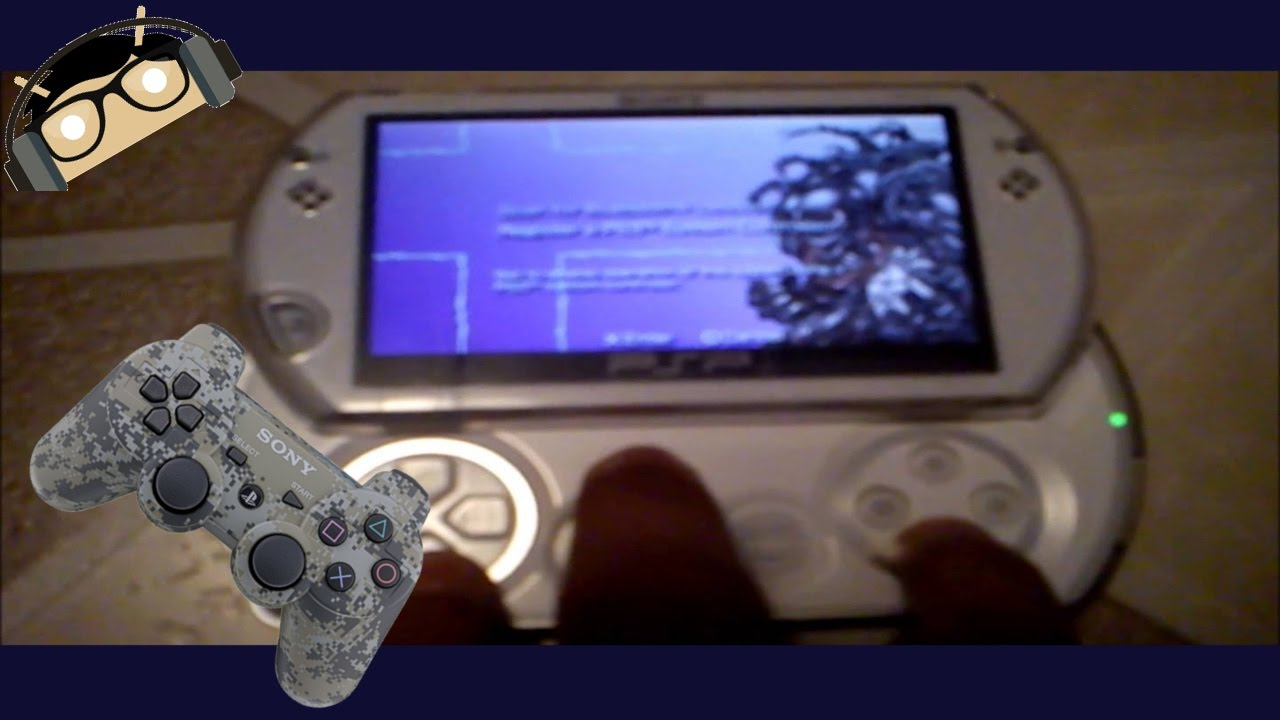 psp go playstation 3 controller