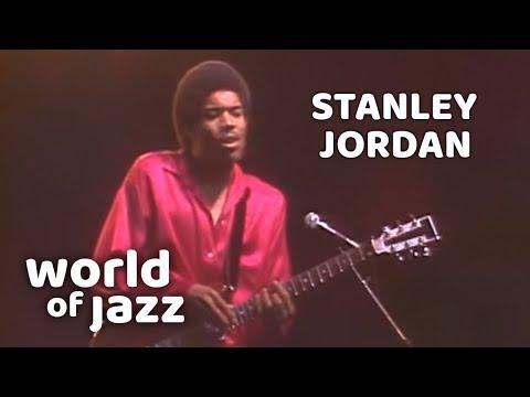Virtuoso guitarist Stanley Jordan live at the North Sea Jazz Festival • 11-07-1987 • World of Jazz