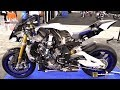 2019 Yamaha R1M - Engine, Body and Systems Cut-off display - Walkaround - 2018 AIMExpo Las Vegas