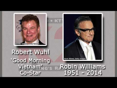 Robert Wuhl Speaks About The Legacy of Robin Williams - EXCLUSIVE INTERVIEW