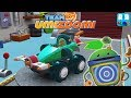 Team Umizoomi: Math Racer - Best Apps for Kids | The Green Racing Car with Bot