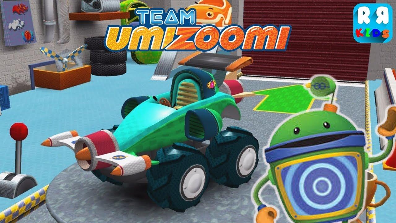 Team Umizoomi Math Racer