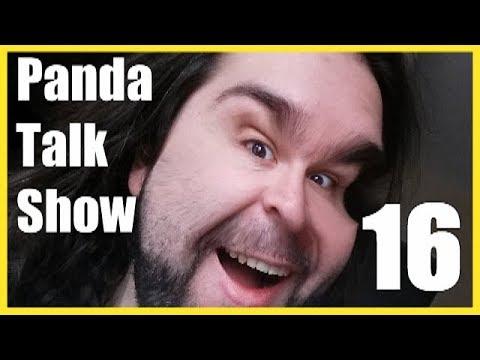Panda Talk Show #16 - Invité Sébastien Rassiat du JDG