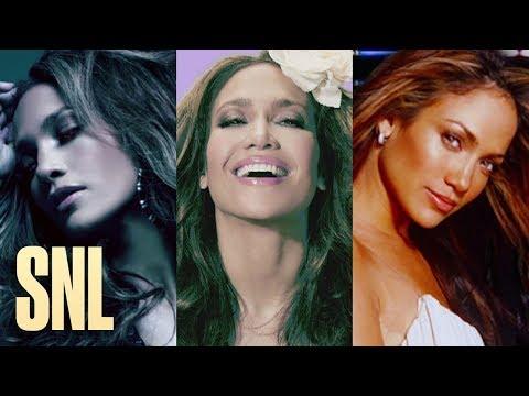 Jennifer Lopez Returns to SNL