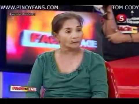 FACE TO FACE ON TV5 EPISODE 160 - LISA, ANG BITUIN SA PLAZA, IKAW BA'Y MABUTING INA?! (2/4)