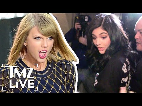 Taylor Swift and Kylie Jenner: Billboard Beef | TMZ Live
