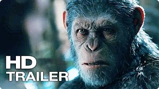 Планета обезьян׃ Война - Трейлер 3 (Русский) 2017