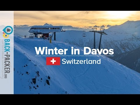 Tips & Things to do in Davos Klosters, Switzerland (Winter e