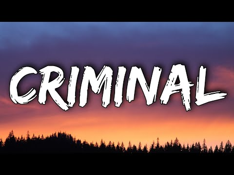 """Download Britney Spears - Criminal (Lyrics) """"Mama I'm in love with a CRIMINAL"""""""