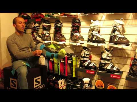 Falke SK4 Ski Socks Explained By Phil From Sailandski.co.uk