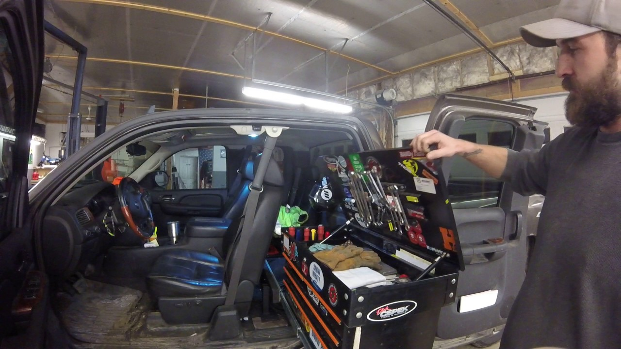 Tool Box Build Mobile Welding Rig Youtube