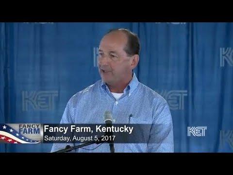 Ky. Rep. Rocky Adkins | Fancy Farm 2017 | KET