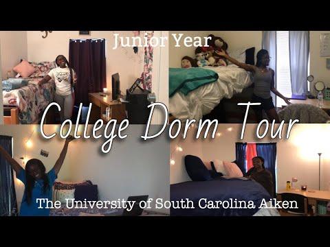 College Dorm Room Tour 2019 // The University of South Carolina Aiken