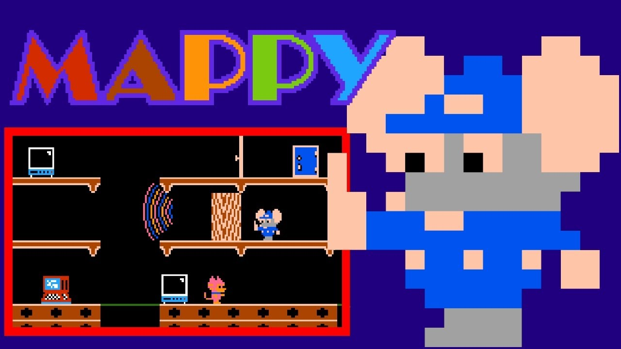 Download Mappy (FC)