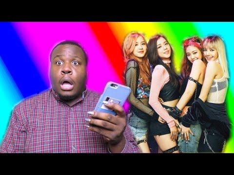 "BLACKPINK ""BOOMBAYAH"" (K - POP REACTION)"