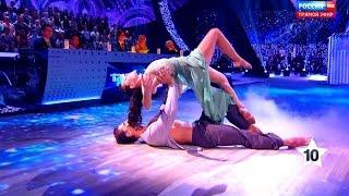Аделина Сотникова и Глеб Савченко - Танцы со звездами - Полуфинал 18.04.2015 HD
