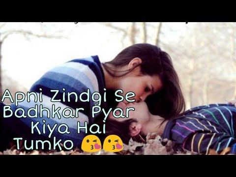 New Whatsapp Status In Hindi 2019    New Love Feeling Whatsapp Status Video 2019   