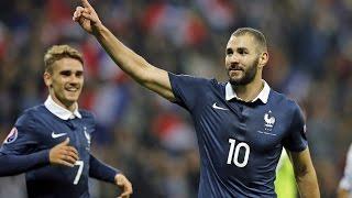 France - Arménie 2015 : 4-0