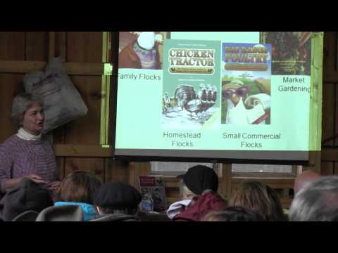 Organic Growers School Poultry Workshop, Part 15