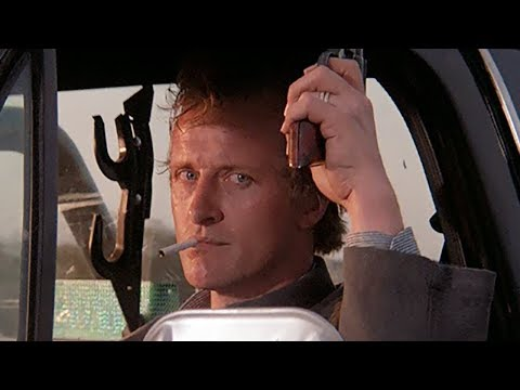 THE HITCHER Official Trailer (1986) RIP Rutger Hauer