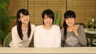 今回のMCは℃-uteの矢島舞美と、新ユニットの藤井梨央、広瀬彩海! ハロ...