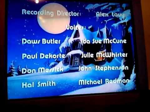 Casper's First Christmas credits