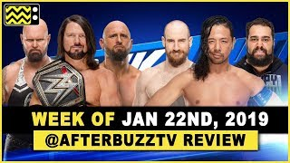 WWE's SmackDown for January 22nd, 2019 Review & After Show