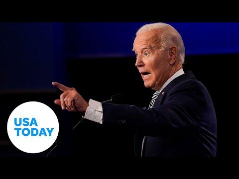 President Trump slams Hunter Biden at first presidential debate | USA TODAY