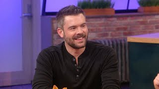Charlie Weber on How To Get Away With Murder Secretive Scripts