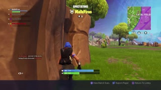 Fortnite Battle Royale, can we get a Victory Royale??? PS4 [11-3-2018]