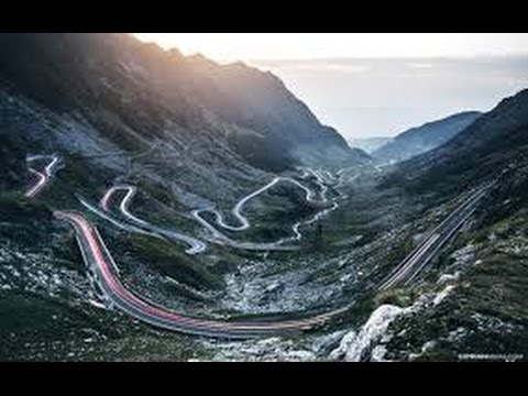 Transfăgărășan - the best road in the world