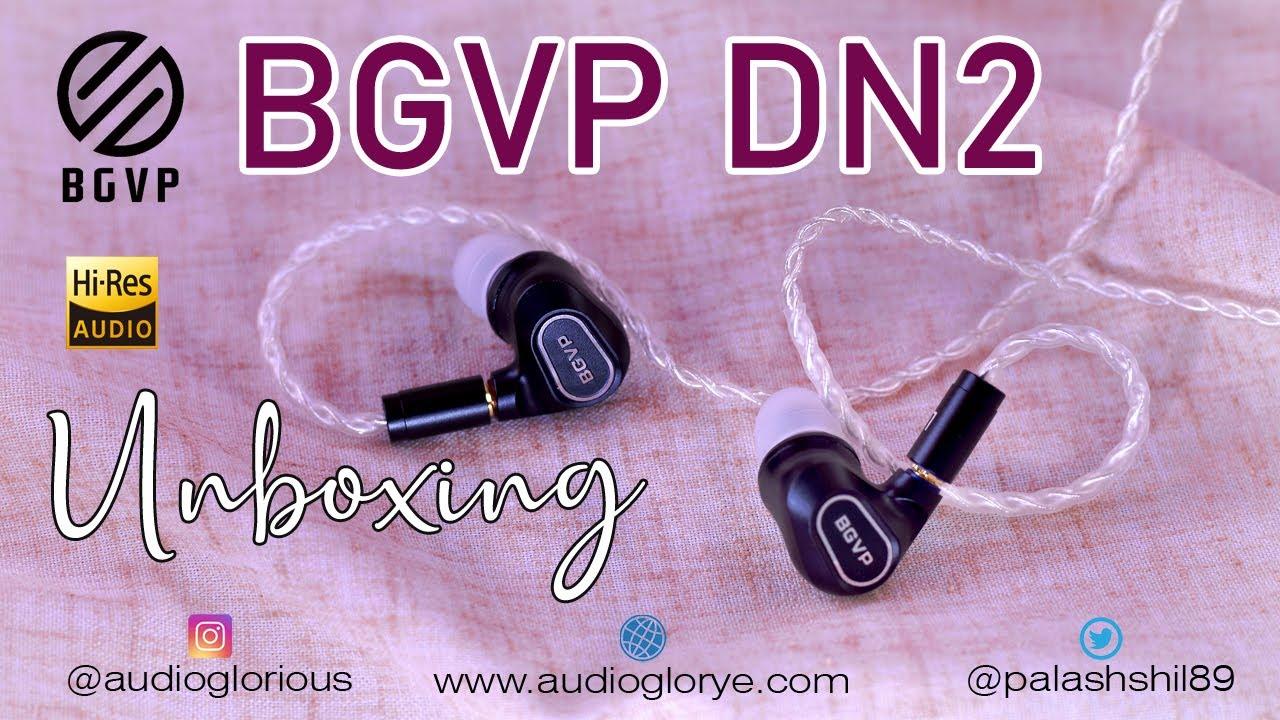 Download BGVP DN2 UNBOXING