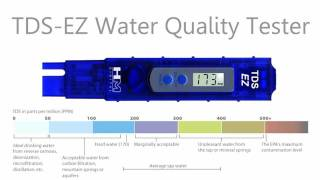 tds meter instructional video nimbus water systems