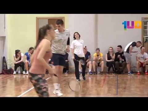 Opolska Superliga Akademicka w badmintonie