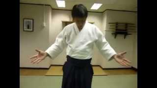 Aikido - How to wear a hakama