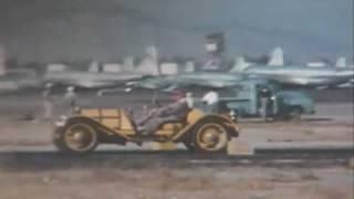 Orange Empire Sports Car Races - March AFB - Nov. 1954