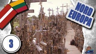 Spannende Orte in Litauen! | Wanderdünen, Berg der Kreuze | LT Lettland | Pajero 4x4 Reisemobil | E3