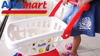 Beli Disney Coll Egg di Supermarket 💖 Apa Hadiahnya? 💖 Mainan Anak