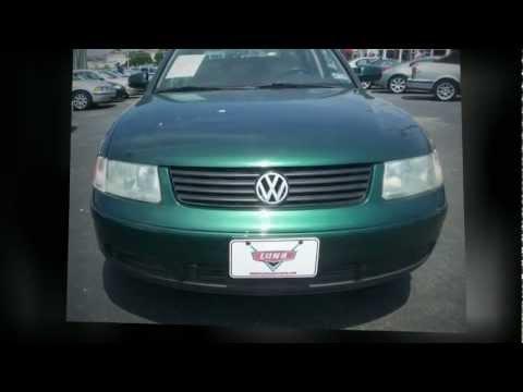 2000 Volkswagen Passat GLS Wagon San Antonio - Luna Car Center (210) 731-8510