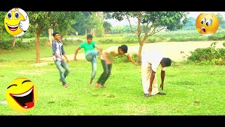 Indian New funny Video😄-😅Hindi Comedy Videos 2019---Indian Fun