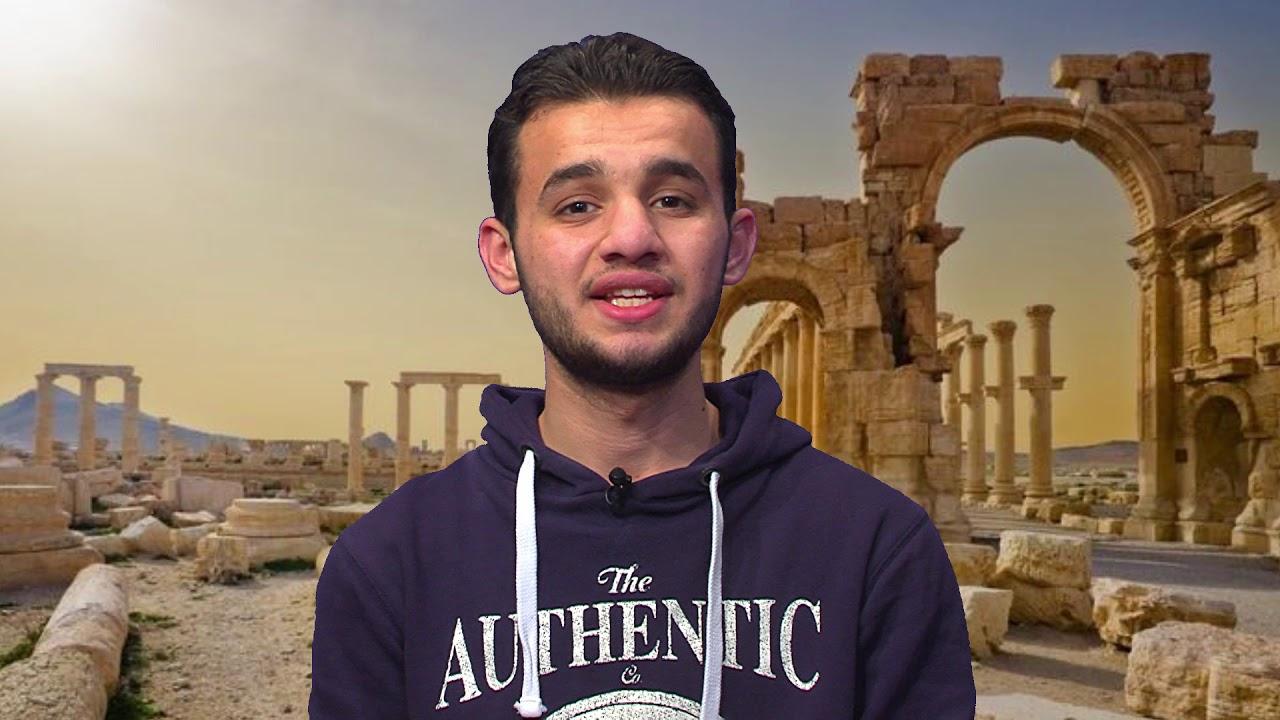 Syrien Geschichte