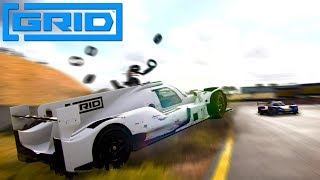 GRID 2019 - Preview and First Look - NEW GAMEPLAY