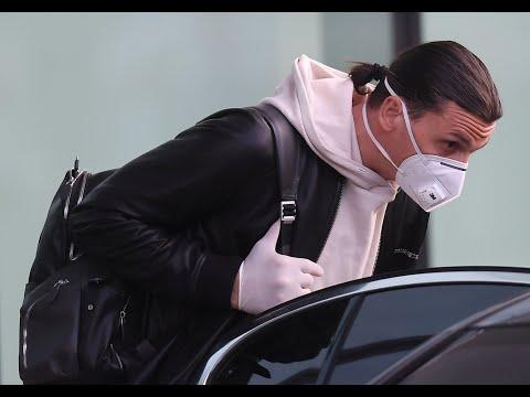 إبراهيموفيتش يتعرض لإصابة قوية قد تنهي مسيرته  - نشر قبل 7 ساعة