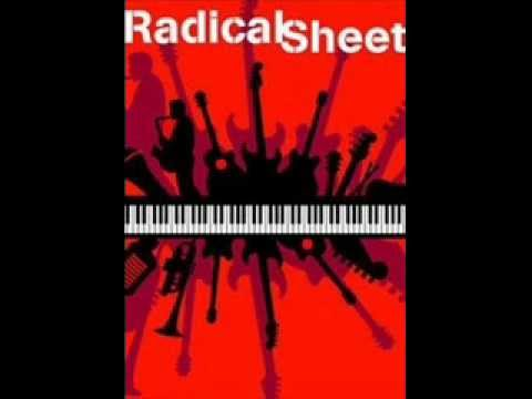 Living for the city - Stevie Wonder - Radical Sheet cover (Caterina voice)