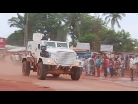More than 100 killed in Central African Republic clashes