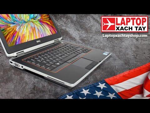 Review - Đánh Giá Laptop Dell Latitude E6420 Xách Tay Mỹ