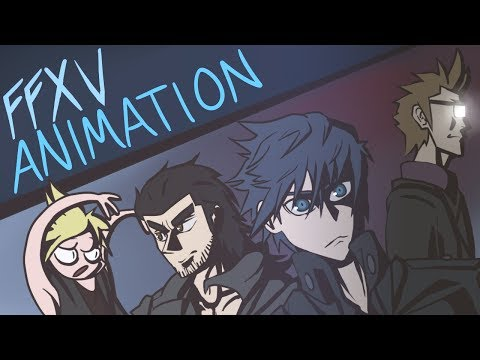 Final Fantasy XV: Booty of the First King (Animation)