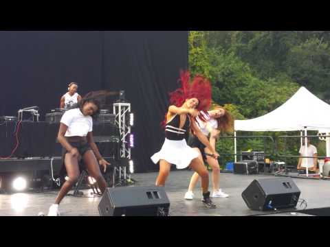 Natalie La Rose Around The World Live SFNE 8/30/15